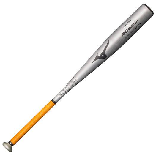ミズノ 硬式用グローバルエリート MGセレクトTH(金属製/84cm/900g以上) シルバー Mizuno 1CJMH11284 03 野球 バット 硬式