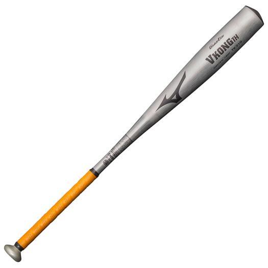 ミズノ 中学硬式用グローバルエリート VコングTH(金属製/82cm/平均770g) シルバー Mizuno 1CJMH60782 03 野球 バット 硬式