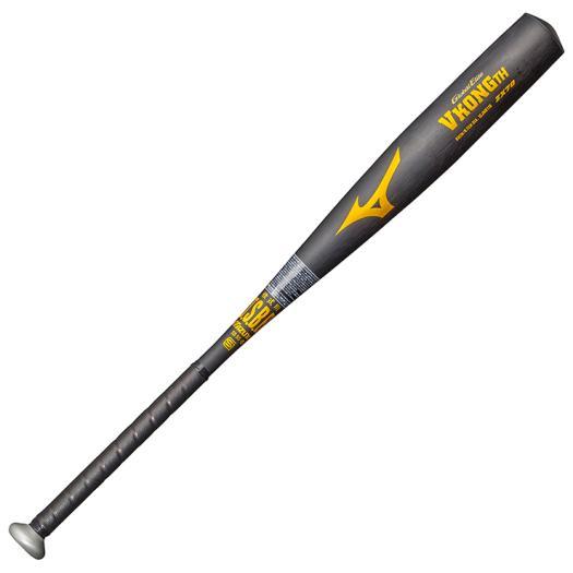 ミズノ 軟式用グローバルエリート VコングTH(金属製/83cm/平均720g) ブラック Mizuno 1CJMR11683 09 野球 バット 軟式