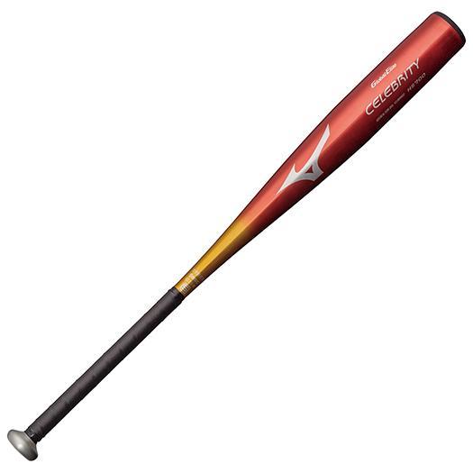 ミズノ 硬式用グローバルエリート セレブリティ(金属製/83cm/平均820g)(レディース) レッドグラデーション Mizuno 1CJMH60283 62 野球 バット 硬式