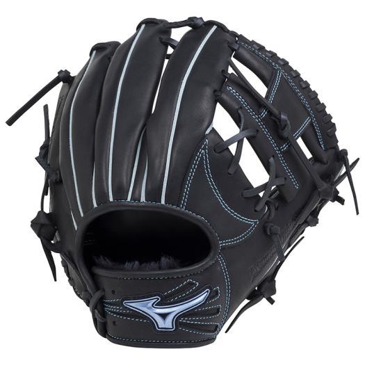 ミズノ 軟式用ダイアモンドアビリティクロス鈴木型/サイズ8 ブラック Mizuno 1AJGR18603 09 野球 グローブ 軟式