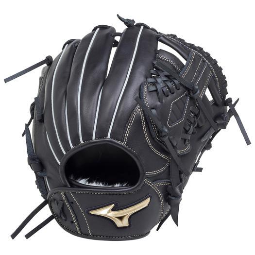 ミズノ 少年軟式用グローバルエリート RG UMiXU3(投手×内野×外野)/Sサイズ ブラック Mizuno 1AJGY18400 09 野球 グローブ 軟式