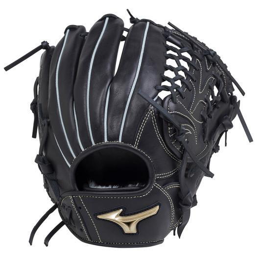 ミズノ 少年軟式用グローバルエリート RG UMiXU2(投手×外野)/LLサイズ ブラック Mizuno 1AJGY18450 09 野球 グローブ 軟式