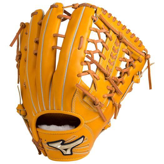 ミズノ 硬式用グローバルエリート Hselection02外野手用/サイズ16N オレンジ Mizuno 1AJGH18307 54 野球 グローブ 硬式