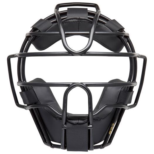 ミズノ 硬式/審判員用マスク(野球) ブラック Mizuno 1DJQH120 09