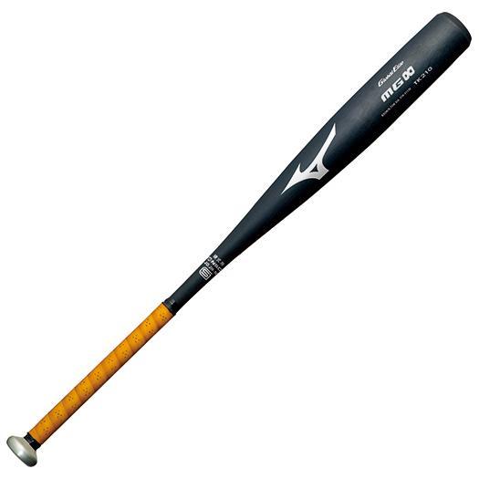 ミズノ 硬式用グローバルエリート MG∞(金属製/84cm/900g以上) ブラック Mizuno 2TH21140 09 野球 バット 硬式