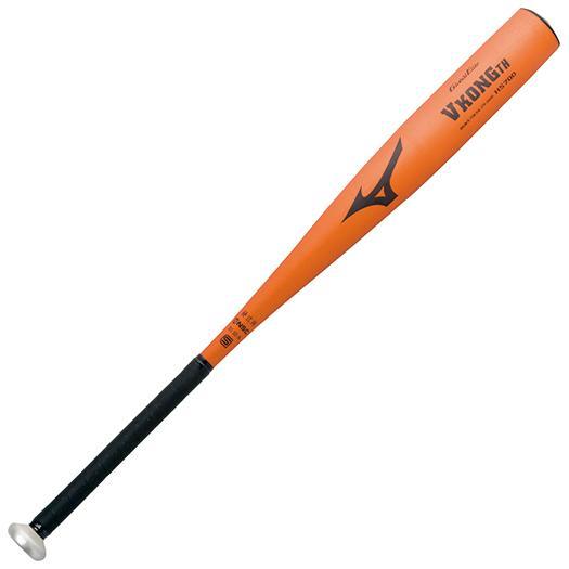 ミズノ 硬式用グローバルエリート VコングTH(金属製/84cm/900g以上) ゴールド Mizuno 2TH24240 50 野球 バット 硬式