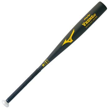 ミズノ 硬式用<ビクトリーステージ>Vコング02(金属製/84cm/900g以上) ブラック Mizuno 2TH20441 09N 野球 バット 硬式