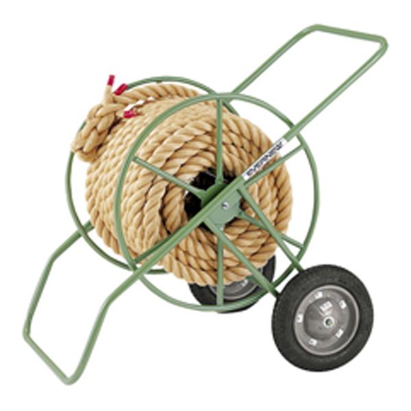 【送料無料】エバニュー 綱引ロープ巻取器 DX EVERNEW EKA430