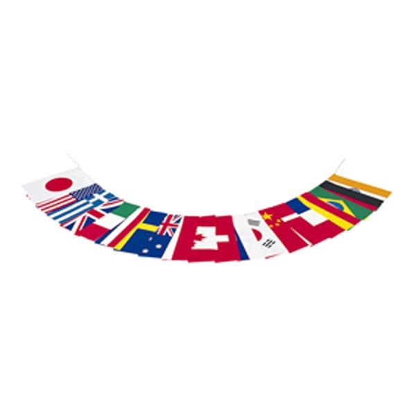 エバニュー テトロン万国旗連結式 EVERNEW EKA541