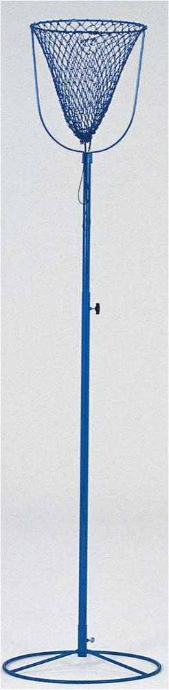 エバニュー カラー玉入れカゴ ブルー EVERNEW EKA769 700