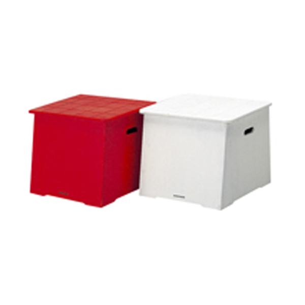 エバニュー ポートボール台 木製 紅白 EVERNEW EKE441