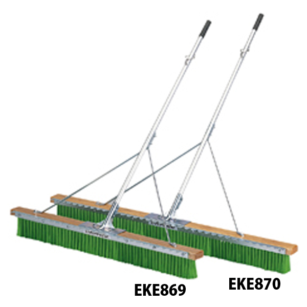エバニュー コートブラシ兼用レーキ120 EVERNEW EKE869
