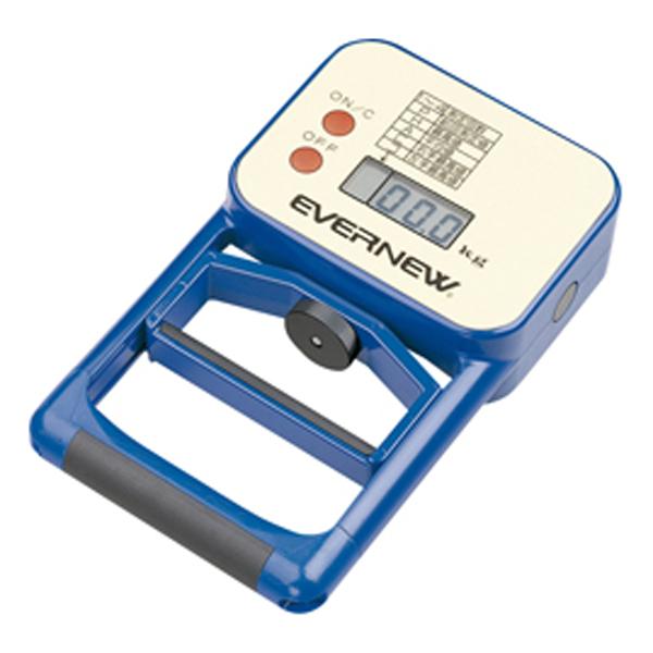 エバニュー デジタル握力計 EVERNEW EKJ077