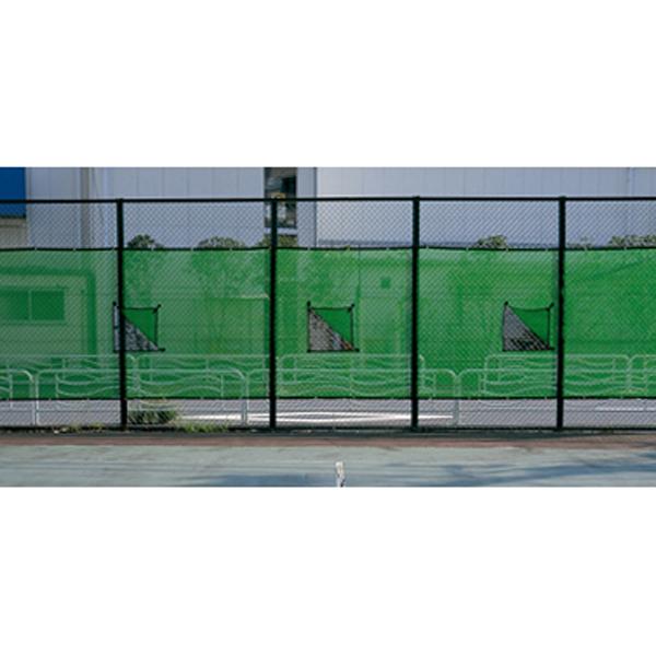 エバニュー 防風ネット 窓付 EVERNEW EKE065