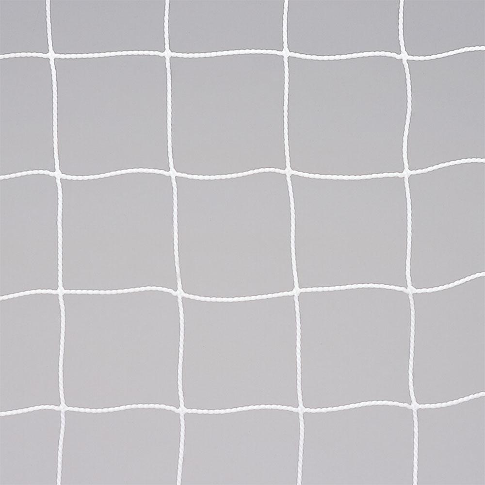 エバニュー 一般サッカーゴールネット S106 ホワイト EVERNEW EKE813 W