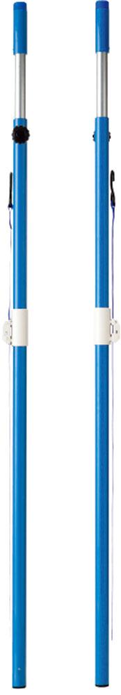 エバニュー 多目的支柱検定 BB2 埋込20cm EVERNEW EKD421 2