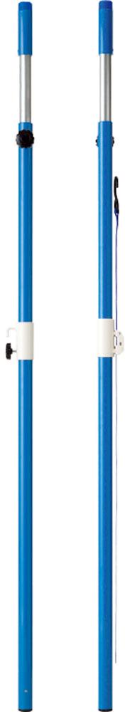 エバニュー 多目的支柱検定 BS2 埋込15cm EVERNEW EKD422 3