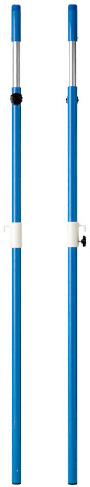 エバニュー 多目的支柱検定 KS 埋込20cm EVERNEW EKD423 2