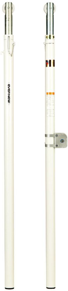 【送料無料】エバニュー バレー支柱 P 授業向け 埋込25cm EVERNEW EKD759 3
