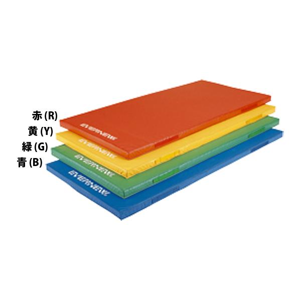 エバニュー カラーマット防水型 レッド EVERNEW EKM074 100