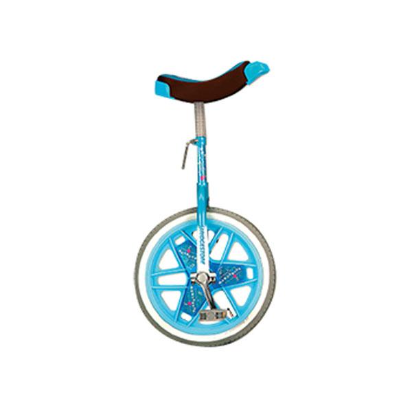 エバニュー 一輪車(エアタイヤ)16 EKD327 ブルー EVERNEW EKD327 700