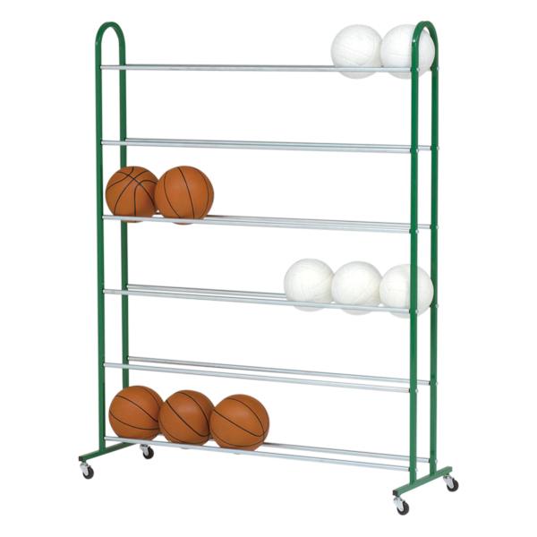 【送料無料】トーエイライト ボール整理棚 ST6 TOEILIGHT B3091 体育器具、用品 その他体育器具