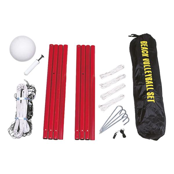 【送料無料】トーエイライト ビーチバレーレジャータイプ TOEILIGHT B3034 バレーボール 設備、備品