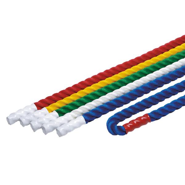 【送料無料】トーエイライト カラーミニロープ30-3M TOEILIGHT B2124 その他の競技種目 綱引き 綱引き用ロープ
