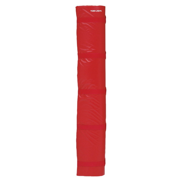 【送料無料】トーエイライト バレーポールカバーSW 赤 レッド TOEILIGHT B3047R バレーボール 設備、備品