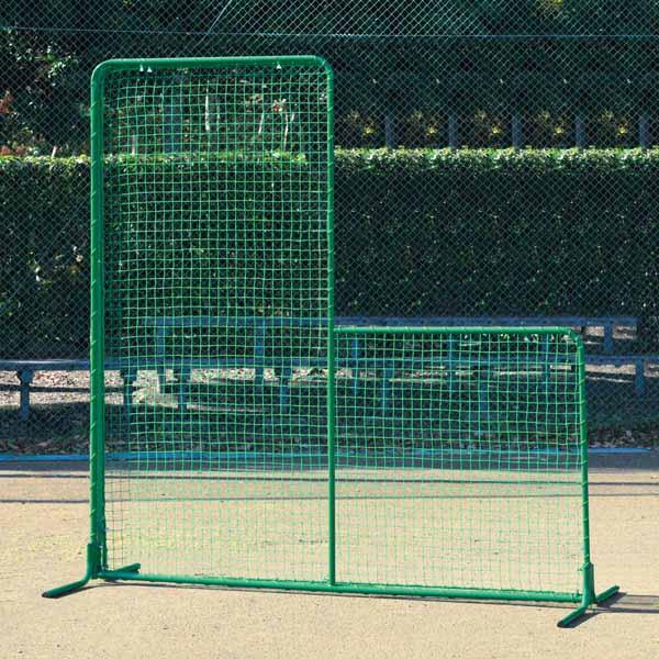【送料無料】トーエイライト 防球フェンス L型ST TOEILIGHT B2530 野球 野球練習用具 防球ネット、フェンス