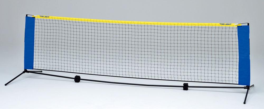 【送料無料】トーエイライト テニストレーニングネット300 TOEILIGHT B2069 テニス 設備、備品 ネット