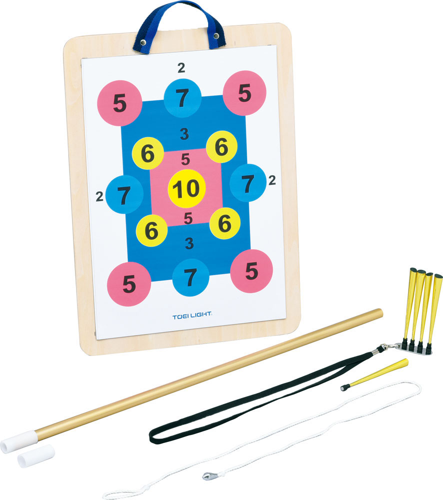 【送料無料】トーエイライト マグネット吹き矢 TOEILIGHT B2303 体育器具、用品 その他体育器具