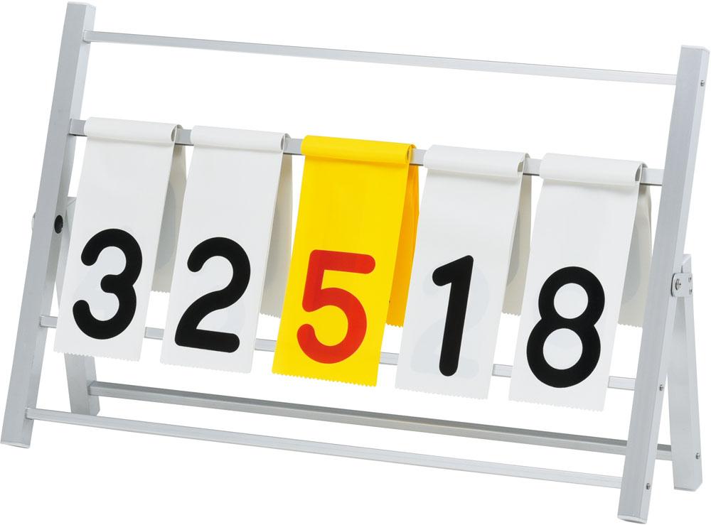 【送料無料】トーエイライト アルミハンディー得点板 TOEILIGHT B2428 卓球 設備、備品