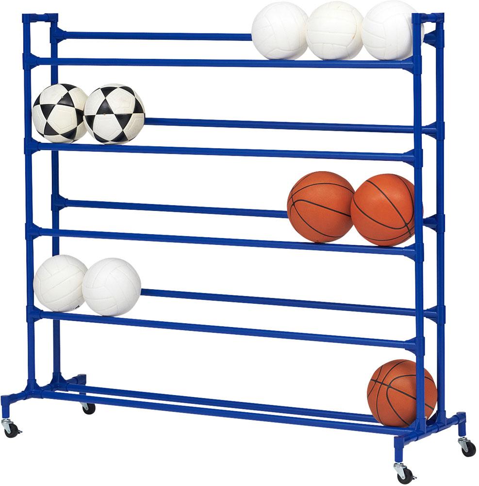 【送料無料】トーエイライト ボール整理棚 YZ5 TOEILIGHT B2663 体育器具、用品 その他体育器具