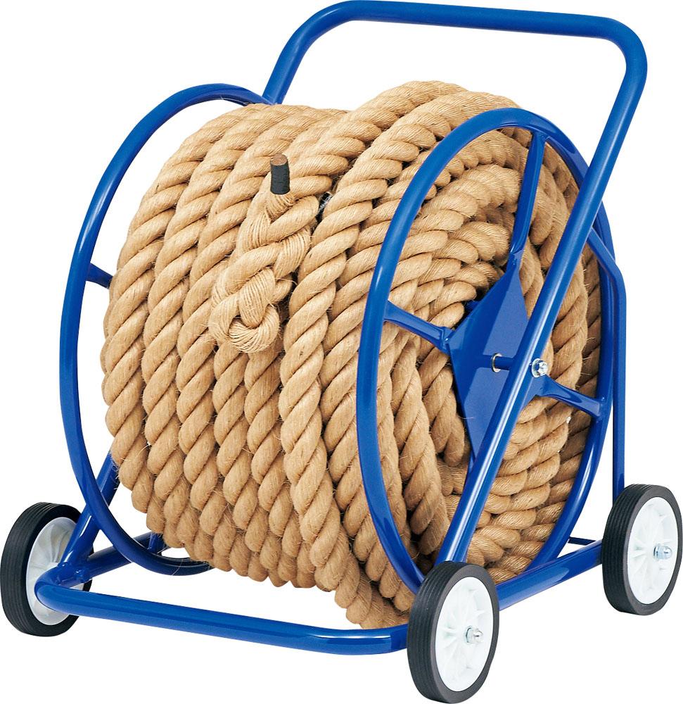 【送料無料】トーエイライト 綱引きロープ巻取器 TOEILIGHT B2637 その他の競技種目 綱引き その他綱引き用品