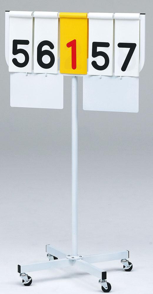 【送料無料】トーエイライト 得点板 JR4 TOEILIGHT B2643 体育器具、用品 その他体育器具
