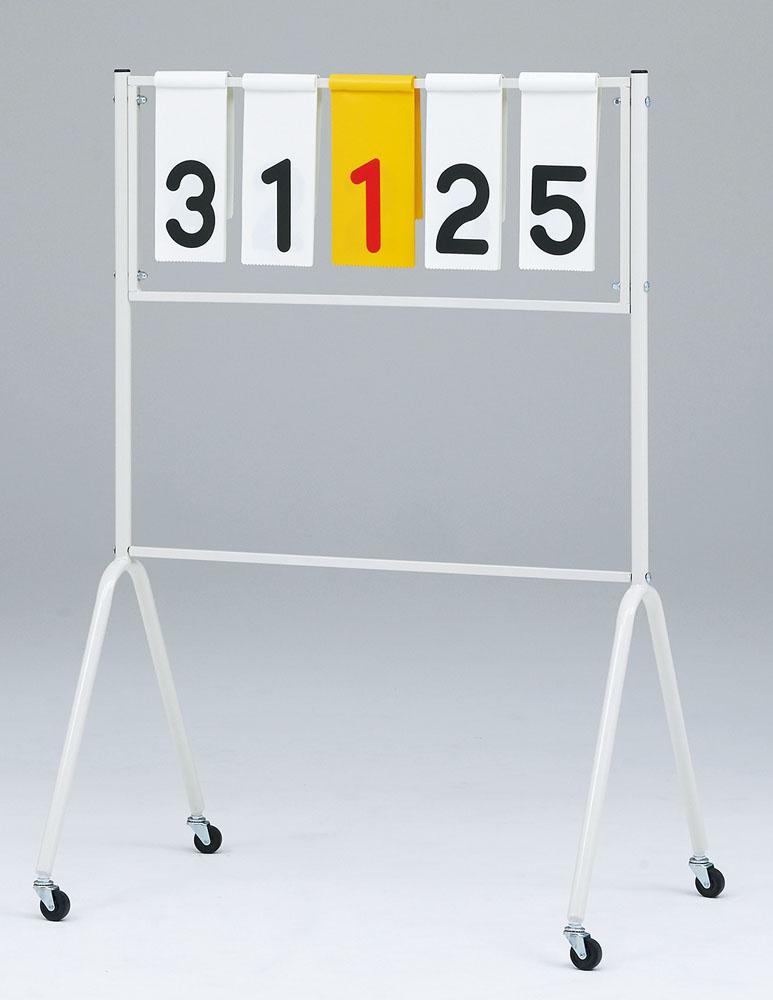 【送料無料】トーエイライト 得点板 ST5 TOEILIGHT B2651 体育器具、用品 その他体育器具
