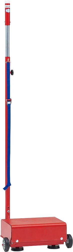 【送料無料】トーエイライト ソフトバレー・バドミントン支柱 SS40 TOEILIGHT B2655 バレーボール 設備、備品