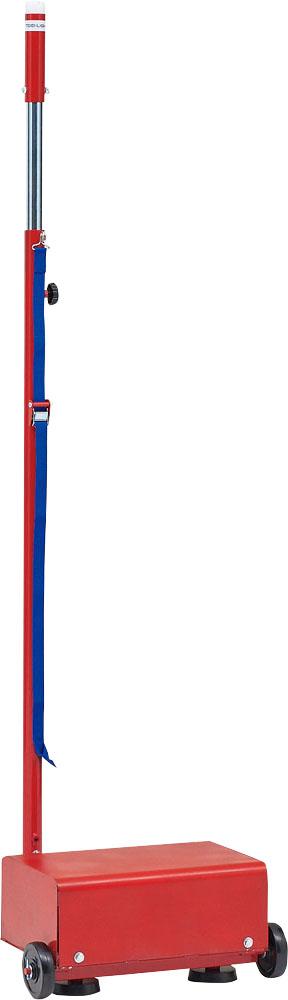 【送料無料】トーエイライト ソフトバレー・バドミントン支柱 SR40 TOEILIGHT B2656 バレーボール 設備、備品