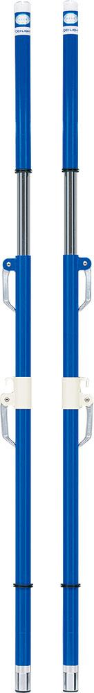 【送料無料】トーエイライト ソフトバレー・バド支柱(床下調節式) TOEILIGHT B2505 バレーボール 設備、備品