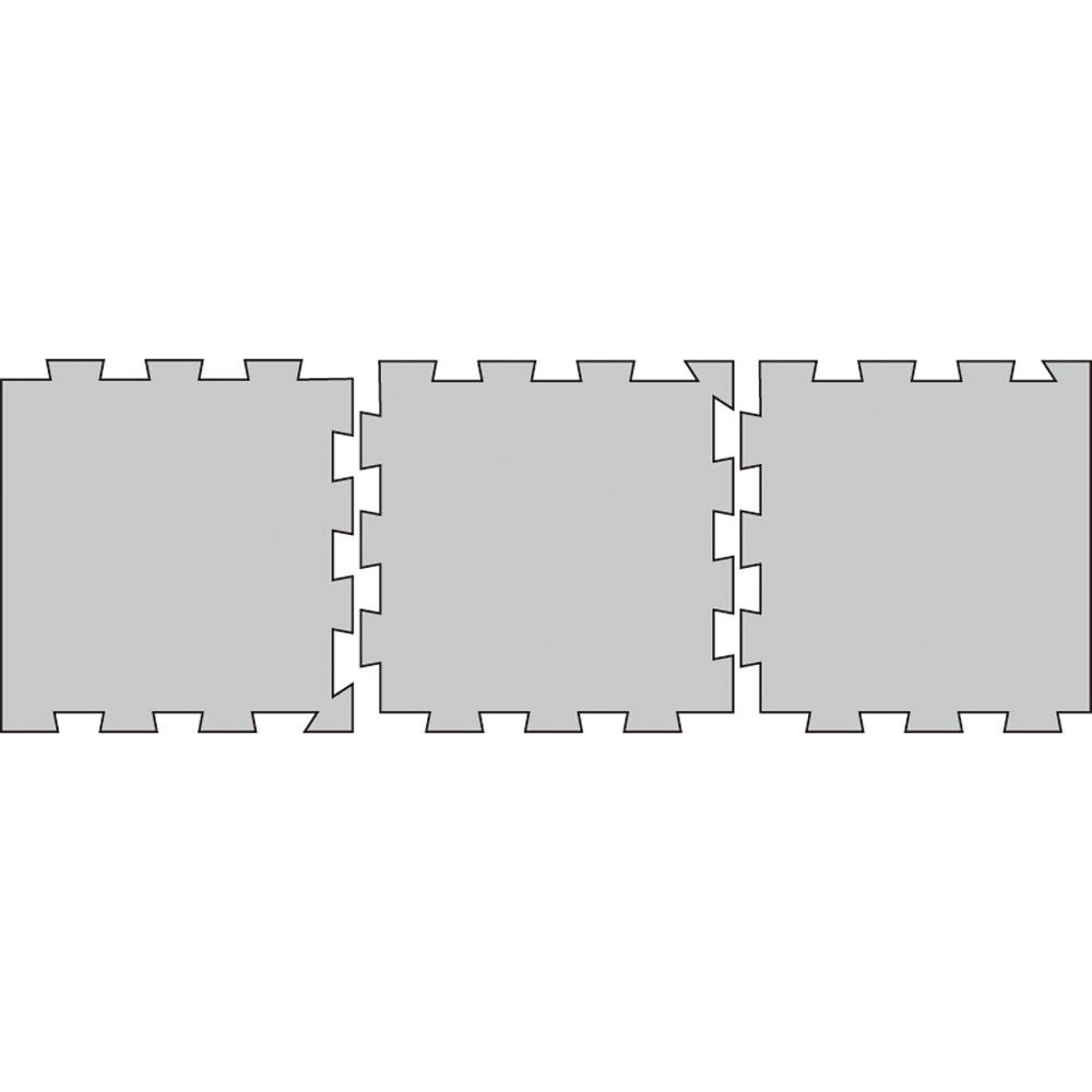 エバニュー エバニュー( EVERNEW ) ジョイント式ゴムマット拡張セット ETB157 EVERNEW ETB157