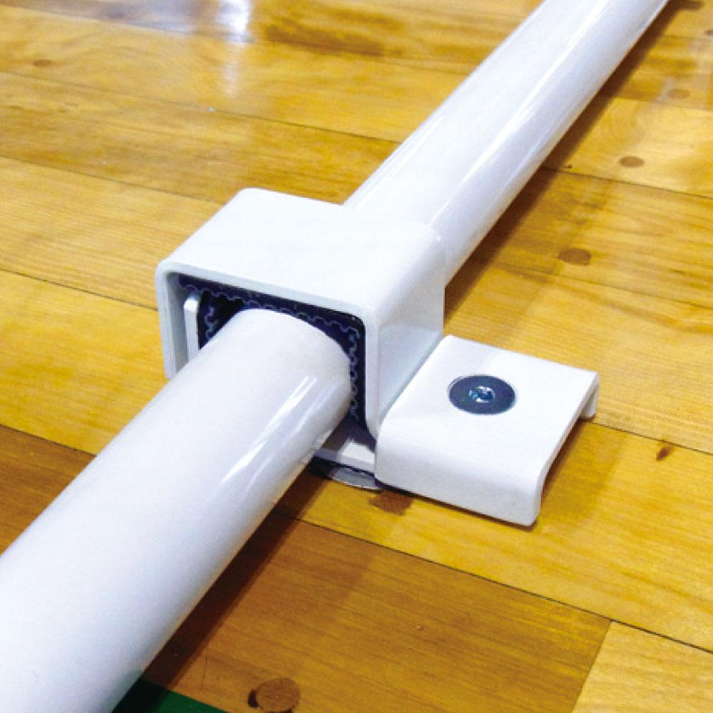 エバニュー ハンドゴール用床固定金具(8個組) EVERNEW Y56880