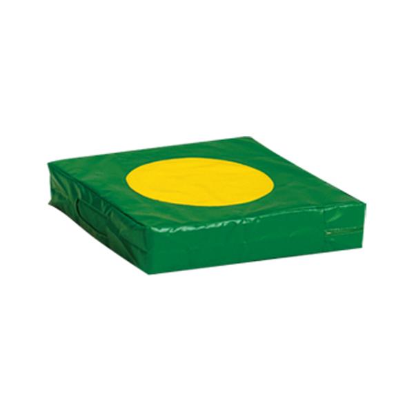 エバニュー JPクッションK500 グリーン EVERNEW ETE185 500