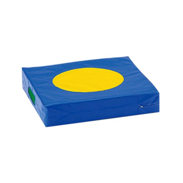 エバニュー JPクッションK500 ブルー EVERNEW ETE185 700