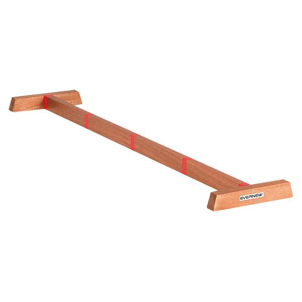 エバニュー 体つくり運動 平均台 角 レッド EVERNEW ETE021 100