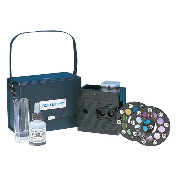 【送料無料】トーエイライト DPD残留塩素PH測定器1 TOEILIGHT B4260 水泳 設備、備品 残留塩素計