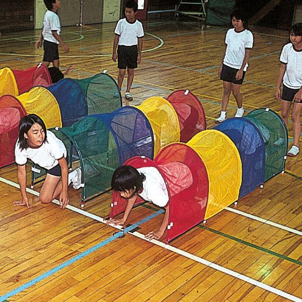 トーエイライト カラートンネル 230 TOEILIGHT B6057 体育器具、用品 その他体育器具