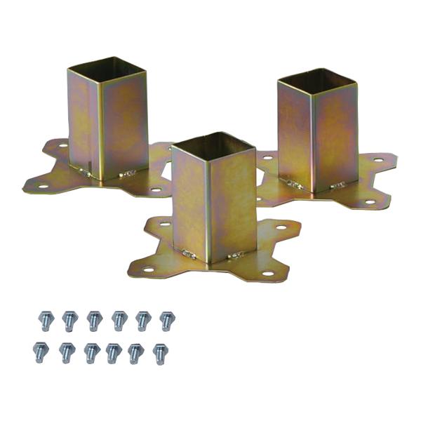 トーエイライト ベース用埋込金具(3個1組) TOEILIGHT B3381