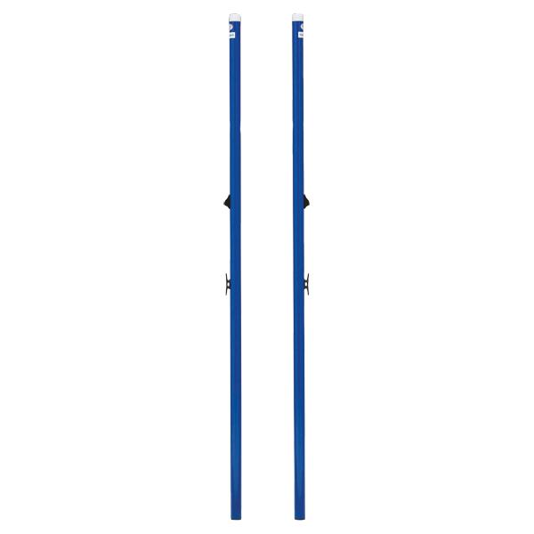 【送料無料】トーエイライト バドミントン支柱 CC40(検) 床下15cm TOEILIGHT B6357A バドミントン 設備、備品